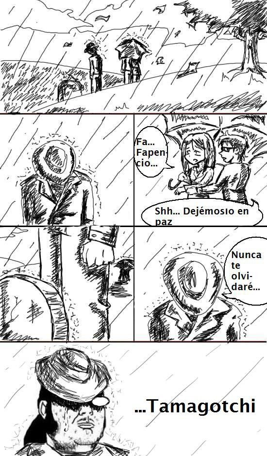 friki,muerte,tamagotchi