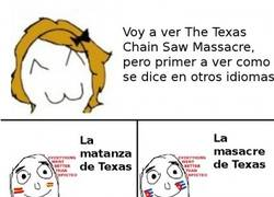 Enlace a The Texas Chain Saw Massacre