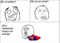 Enlace a ¡Es Supermán!