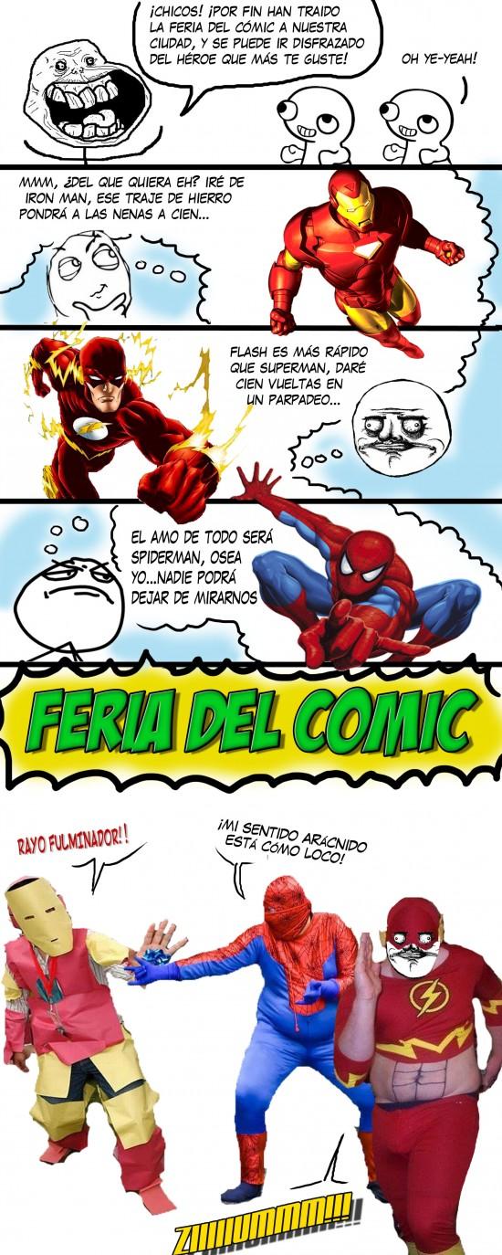 Me_gusta - Comics y Cosplay