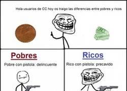 Enlace a Diferencias entre ricos y pobres