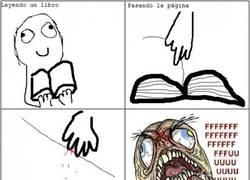 Enlace a Pasando página