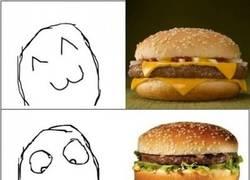 Enlace a El fast food y yo