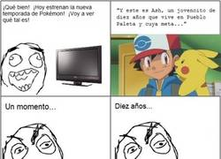 Enlace a Ash y la edad