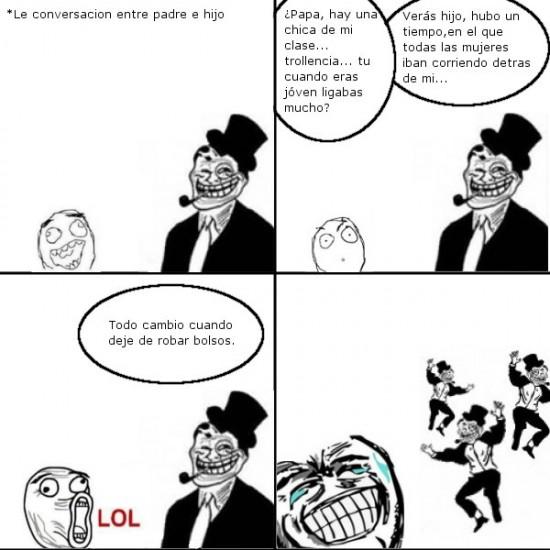 Trolldad - Padre ligón