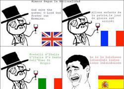 Enlace a Himnos según la nacionalidad
