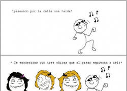 Enlace a Chicas troll