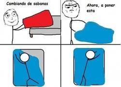 Enlace a Cambiando de sábanas