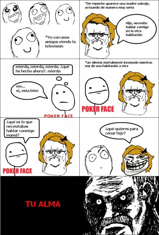 Mirada_fija - Un poco paranoico, ¿no crees?