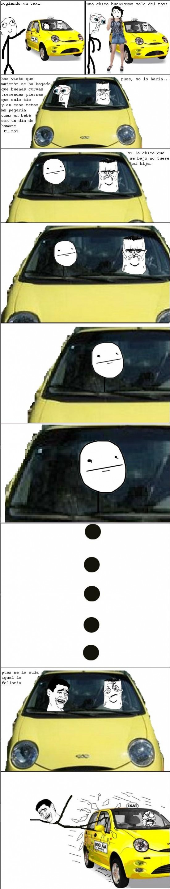 Yao - El taxi