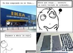 Enlace a Ikea y sus artículos