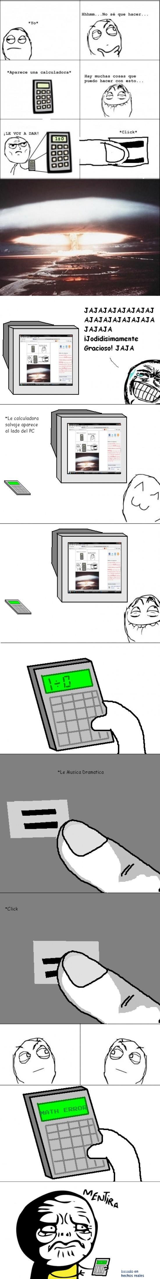 Mentira - Calculadoras