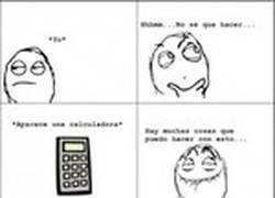 Enlace a Calculadoras