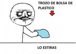 Enlace a Bolsa de plástico