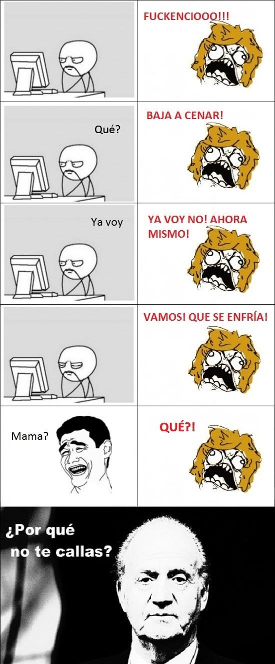 Otros - ¡Mamá!