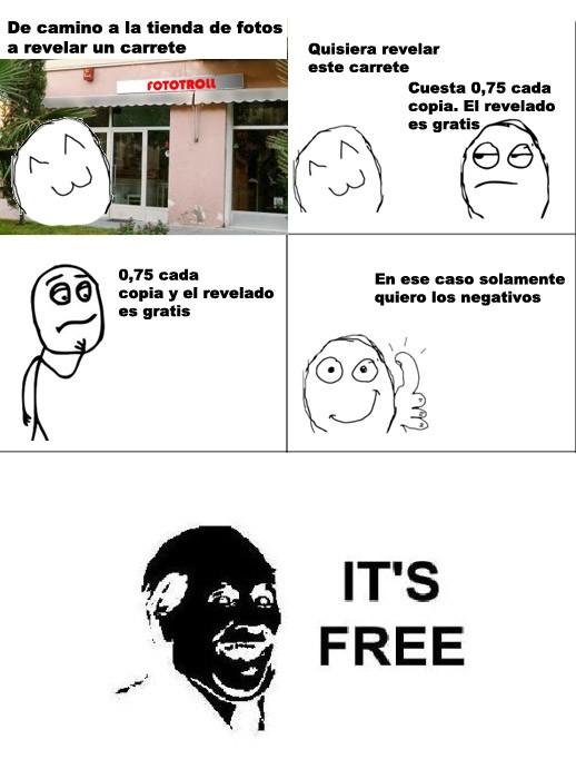 Its_free - Negativos free