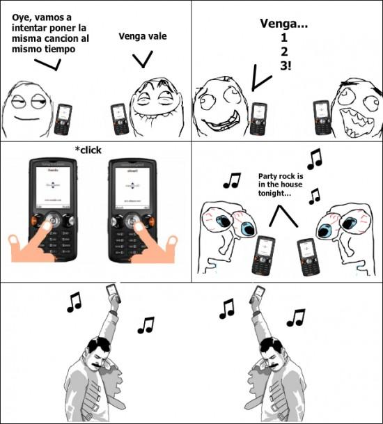 Freddie_mercury - Cancion del móvil