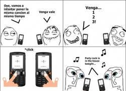 Enlace a Cancion del móvil