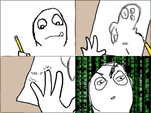 atrás,control z,ctrl+z,error