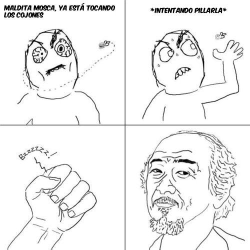 Otros - Feel like Miyagi