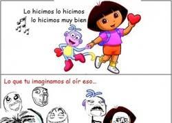 Enlace a Dora la exploradora