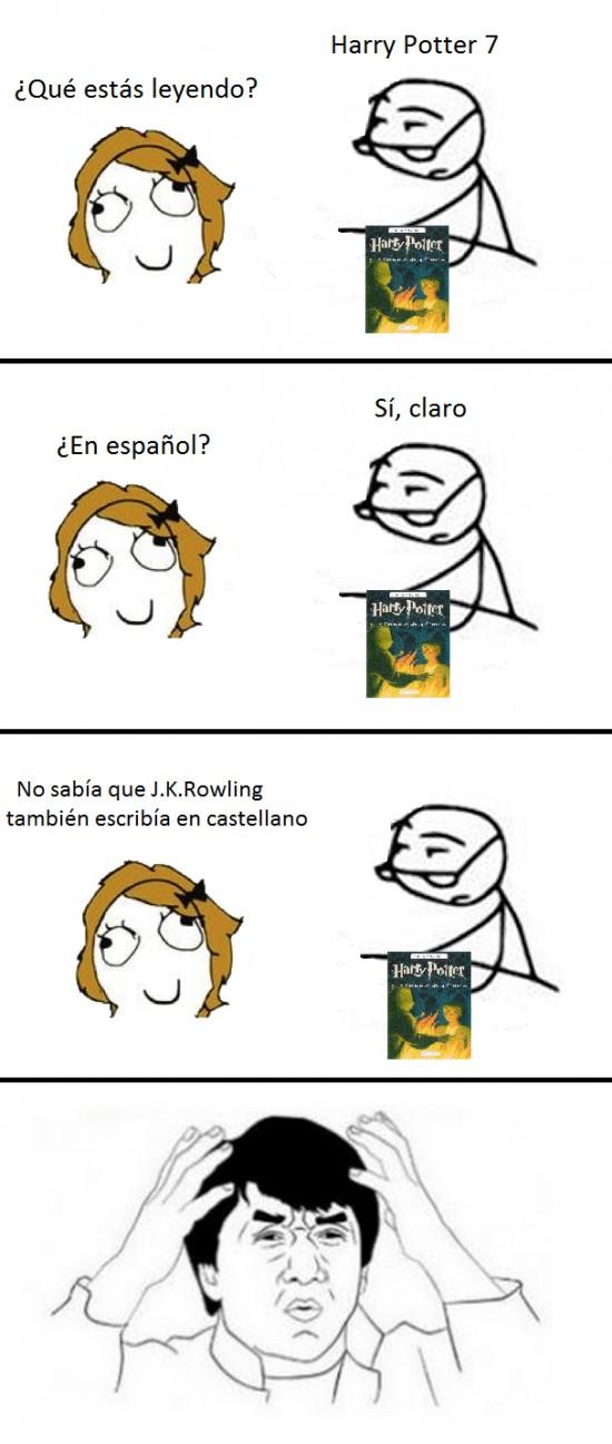 Jackie_chan - Harry Potter en español