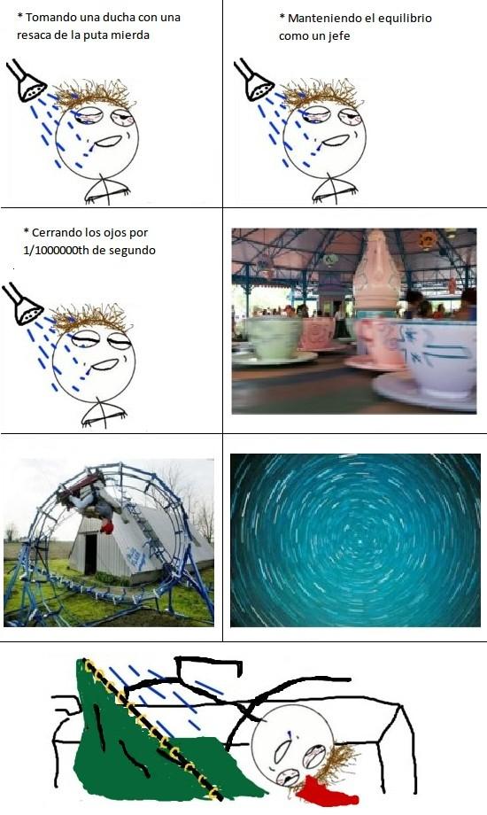 Otros - En la ducha