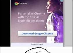 Enlace a NO a chrome