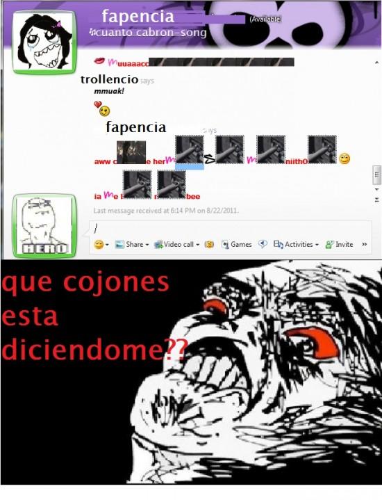 Inglip - Malditos iconos del MSN