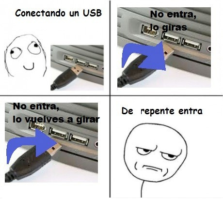 Kidding_me - Metiendo el USB