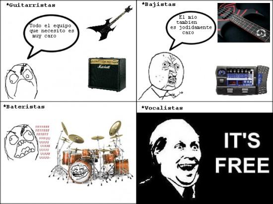 Its_free - Instrumentos