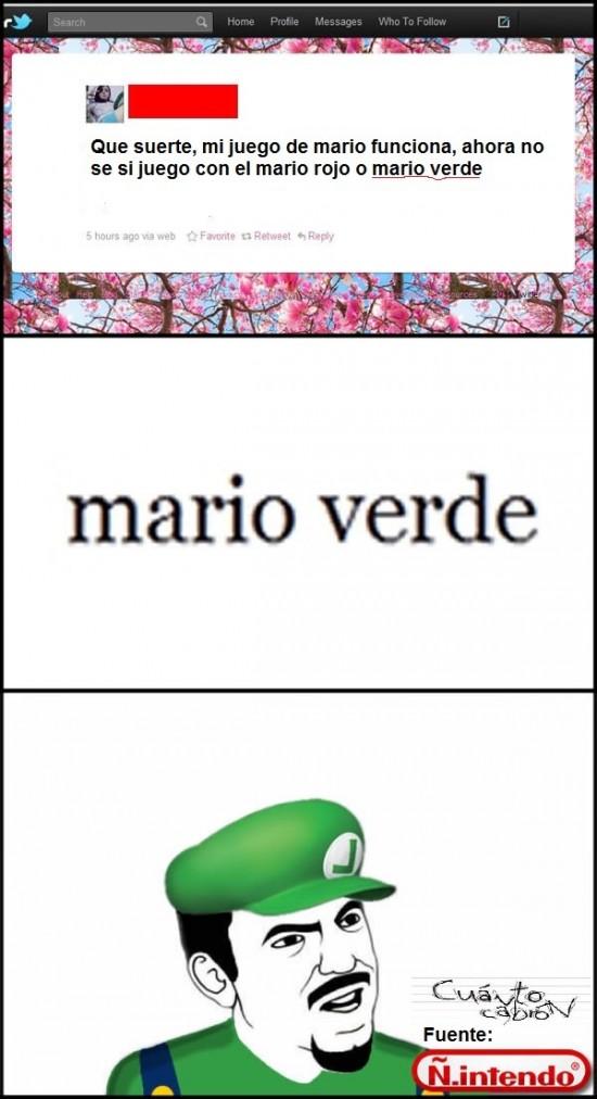 Otros - Se dice Luigi Noob