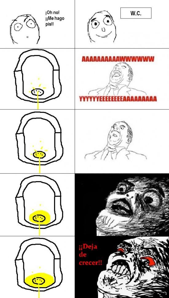 Inglip - ¡Malditos urinarios!