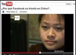 Enlace a Facebook y los chinos