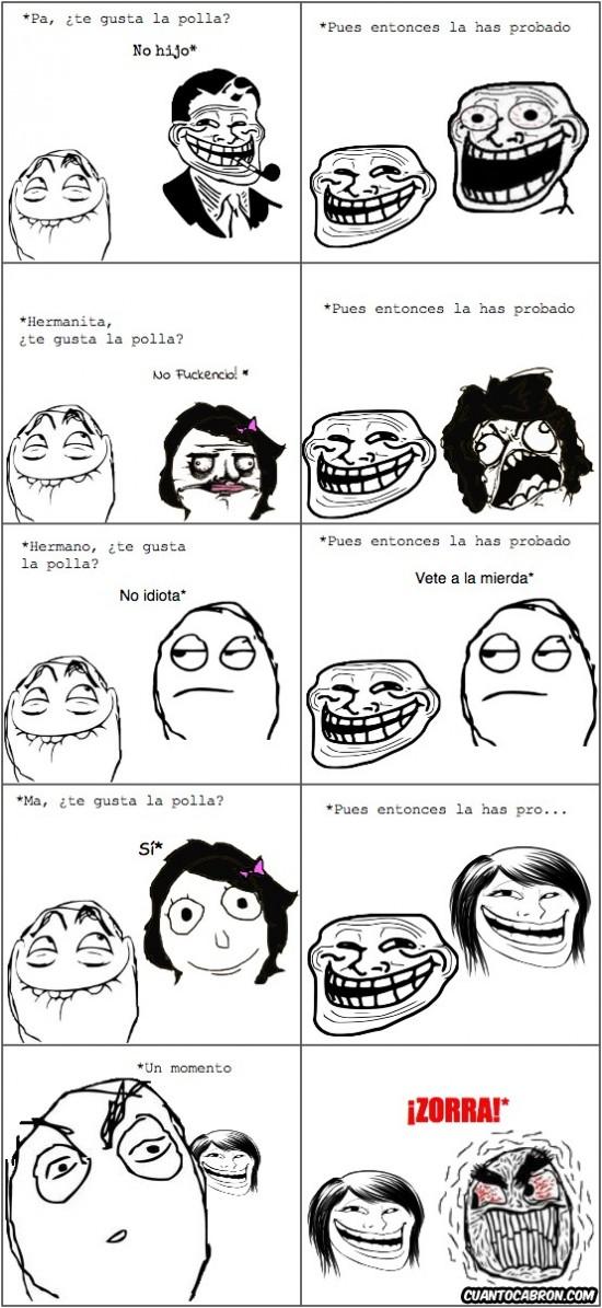 Trollface - ¿Te gusta?