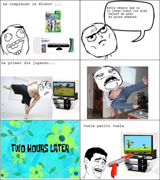 Yao - Profesional del Kinect