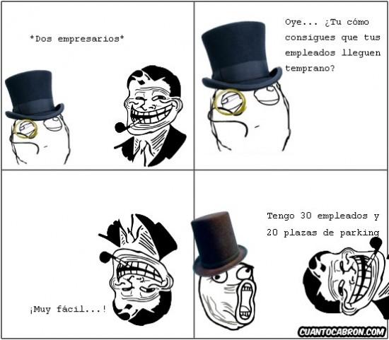 Trollface - El truco