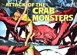 Enlace a El ataque del cangrejo monstruoso