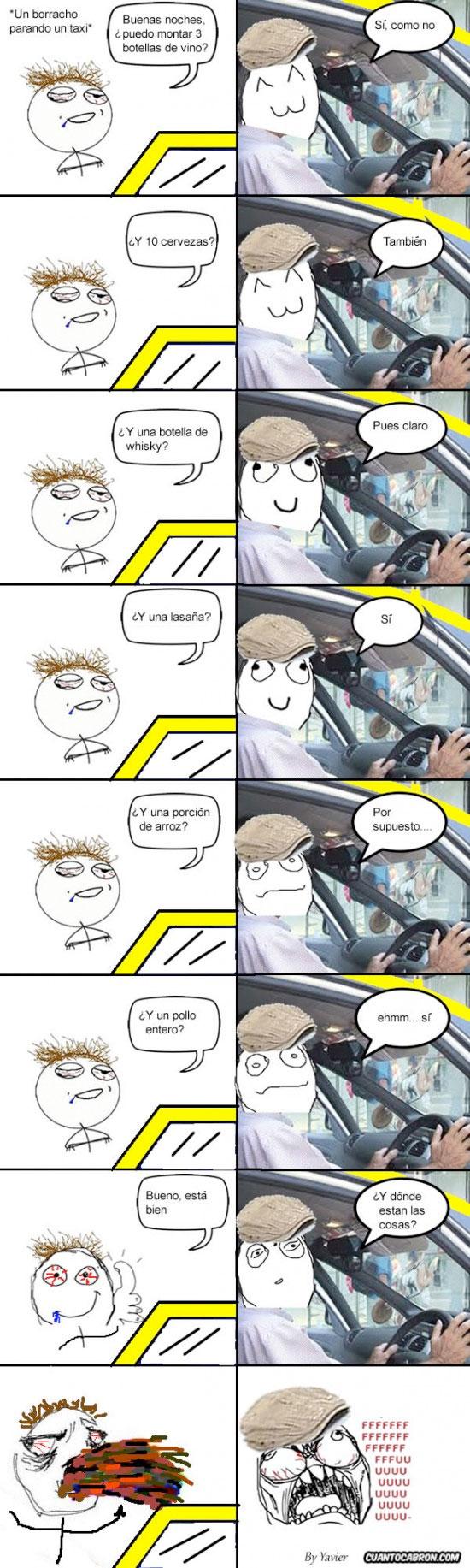 Ffffuuuuuuuuuu - El Taxi
