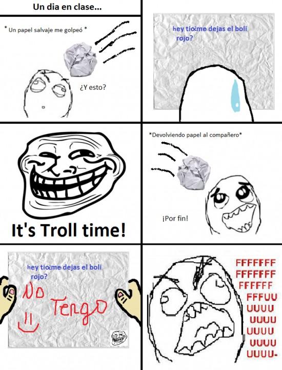 Trollface - Troll boli