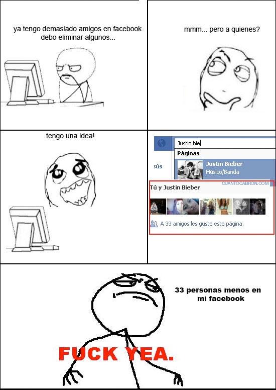 Fuck_yea - ¿A quién elimino de facebook?