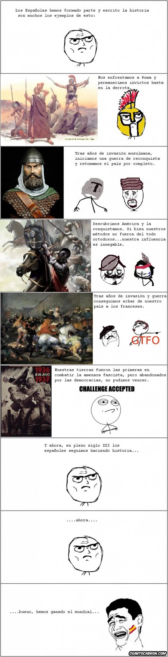 Mix - España en la historia