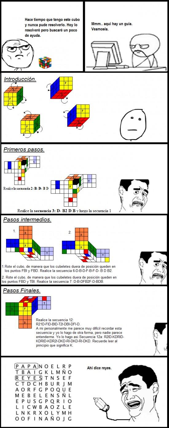 Yao - Cubo de Rubik
