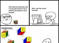 Enlace a Cubo de Rubik