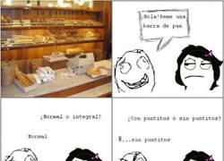 Enlace a Comprando el pan