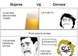 Enlace a Cerveza vs Mujeres
