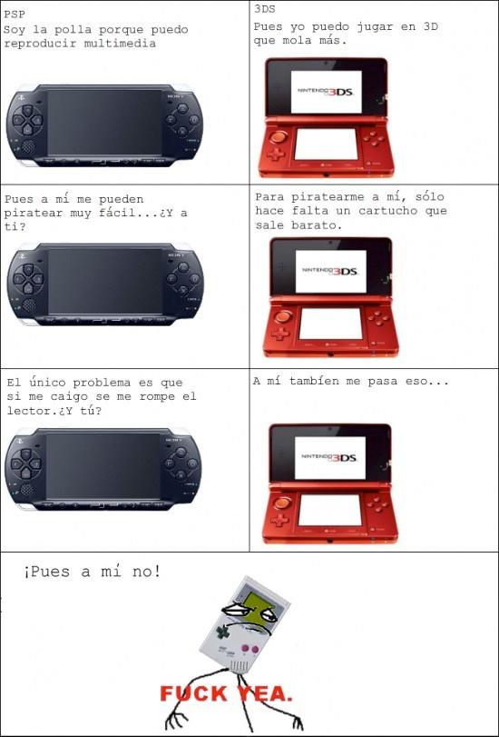 Fuck_yea - PSP vs 3DS
