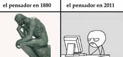 Enlace a EL Pensador antes y después