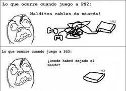 Enlace a PS2 vs. PS3