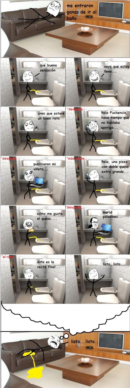 Me_gusta - Momento en el baño